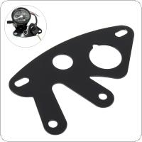 Universal Motorcycle Black Color Retro Refit Meter Support for GN / CBT125 / WY125