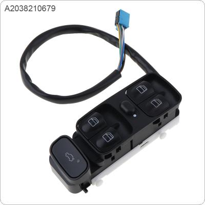 Car Window Lifting Switch Electric Window Switch Folding A2038210679 Fit for Mercedes Benz