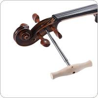 Violin Viola Hole Reamer Pegs Tools1:30 Taper Wood Handle For Violin Parts Accessories Tool