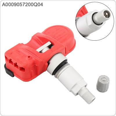 A0009057200Q04 TPMS Tire Pressure Sensor Tire Pressure Valve Automotive Tools for 2012-2014 Mercedes Benz