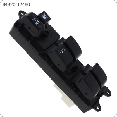 Car Window Lifting Switch Electric Window Switch Folding 84820-12480 Fit for Toyota Prius 2004-2009