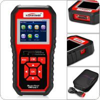 KONNWEI KW850 OBD 2 EOBD Automotive Scanner Full Diagnostic Tool Diagnosis Scanner support Eight Languages