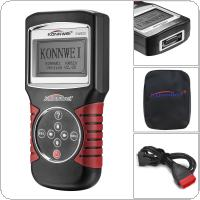 KONNWEI KW820 OBD 2 ODB 2 Automotive Scanner Errors Code Reader Full Diagnostic Tool support Five Languages