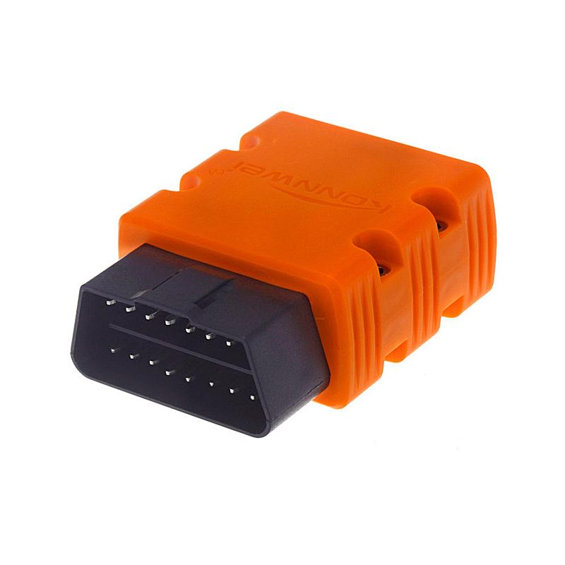 KONNWEI KW902 Bluetooth ELM327 16Pin V1.5 Chip OBD 2 Automotive Scanner Full Diagnostic Tool Diagnosis Scanner