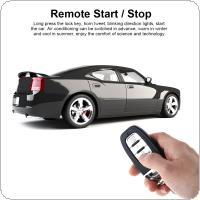Smartphone Start Car Smart Alarm Remote Initiating System Start Stop Engine System with Auto Central Lock and Vibration Alarm