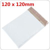 The White Packing Bag 120mm x 120mm
