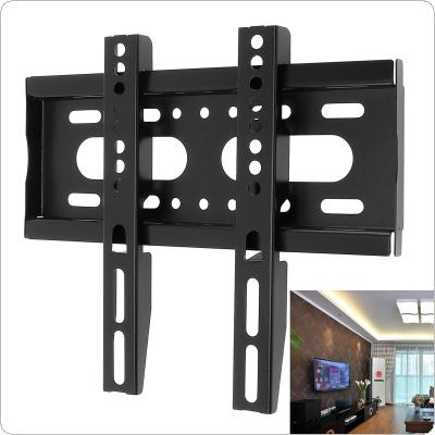 Universal 25KG TV Wall Mount Bracket Fixed Flat Panel TV Frame for 14-42 Inch LCD LED Monitor Flat Panel