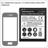 BJ710CBC 3.85V 3300mAh Rechargeable Built-in Li-ion Replacement Battery Phone Accumulator for Samsung Galaxy GALAXY J7 J7008 J700F SM-J7008