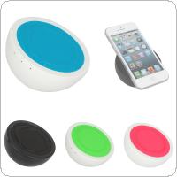 Hemispherical &  Anti-slip Design Qi Standard Wireless Charger Pad for iPhones / for Samsung Galaxy / for HTC / Qi-enabled Devices