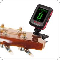 Wholesale JOYO JT-12B Mini Clip-on Digital Guitar Bass