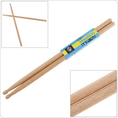 1pair Hickory Drum Sticks 5A Music Band Jazz Drumsticks