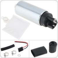 GSS341 255Lph High Flow Universal In-tank Gasoline Fuel Pump for Sentra SE-R 240SX Skyline Silvia
