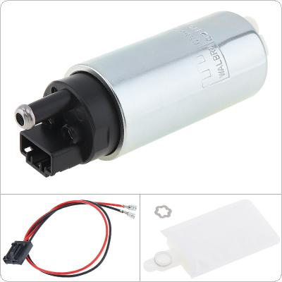 F90000262 255Lph High Flow Universal In-tank Gasoline Fuel Pump for Acura Honda