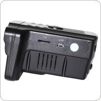2.7 Inch English / Russian Voice Car DVR Radar Detector 720P HD Video Camera  Flow Velocity Detector 2 In 1 Recorder