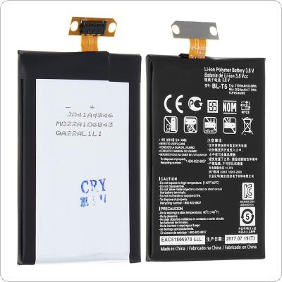 BL-T5 3.8V 2100mAh Phone Built-in Original Li-ion Replacement Battery with Battery Cells PTC Protection for E960 Nexus4 E970 E975 F180 E973