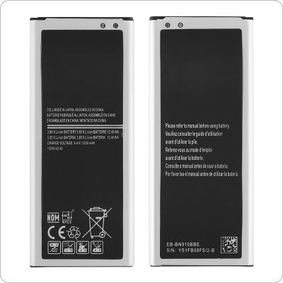 EB-BN910BBE 3.85V 3220mAh Phone Built-in  Li-ion Replacement Battery with Battery Cells PTC Protection for SAMSUNG Note4 N910 N910F N910A N910V N910P N910T N910