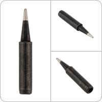 900M-T-B Solder Tip Lead free Black Metal Soldering Iron Tips for Hakko / 936 Soldering Rework Station