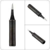 900M-T-I Solder Tip Lead-free Black Metal Soldering Iron Tips for Hakko / 936 Soldering Rework Station