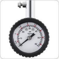 Wholesale UNIT YD-6025 Accurate Automobile Tire Air Pressure Gauge 0