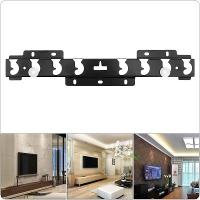 Universal 40KG TV Wall Mount Bracket Fixed Flat Panel TV Frame for 32-60 Inch LCD LED Monitor Flat Panel