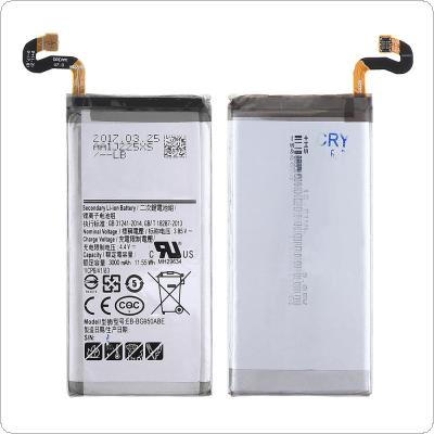 EB-BG950ABE 3.85V 3000mAh Rechargeable Built-in Li-ion Replacement Battery Phone Accumulator for Samsung S8 / SM-G9500 / SM-G950U