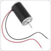 31ZY 24V 8000RPM Mini High Power Adjustable Permanent Magnet Motor with Forward Reverse Function and Wiring for Smart Appliances
