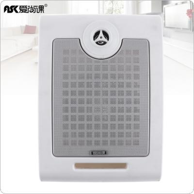 KD-702 10W Fashion Wall-mounted Ceiling Speaker Public Broadcast Speaker for Park / School / Shopping Mall / Railway Station