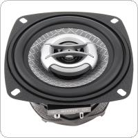 2pcs 4 Inch 2 Way 200W Car Speaker Automobile Car HiFi Audio Full Range Frequency Coaxial Speaker High Pitch Loudspeaker