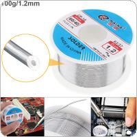 60/40 100g 1.2mm Tin Fine Wire Core 2% Flux Welding Solder Wire with Rosin and Low Melting Point for Electric Soldering Iron