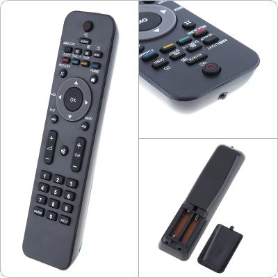 LCD LED TV Remote Control Replacement Support 2 x AAA Batteries with Long Transmission Distance for Philips 52PFL7704D / 47PFL7704D / 42PFL7704D