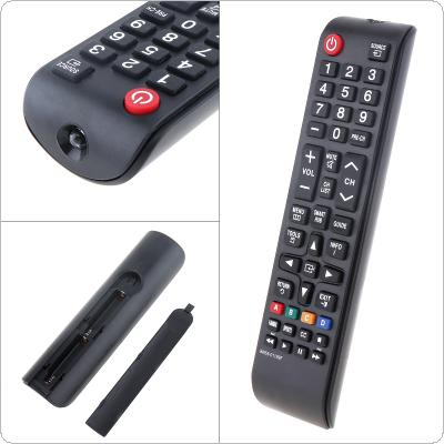 BN59-01199F Replacement Remote Control Support 2 x AAA Batteries with Long Transmission Distance for Samsung TV 2033M / 230MXN / 230TSN