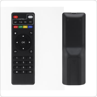 Universal TV Remote Control Replacement Remote Support 2 x AAA Batteries with Long Transmission Distance for MXQ / MXQ Pro 4K / X96 / T9M / T95N Android TV Box