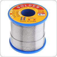 60/40 B-1 400g 0.8mm No-clean Rosin Core Solder Wire with 2.0% Flux and Low Melting Point for Electric Soldering Iron