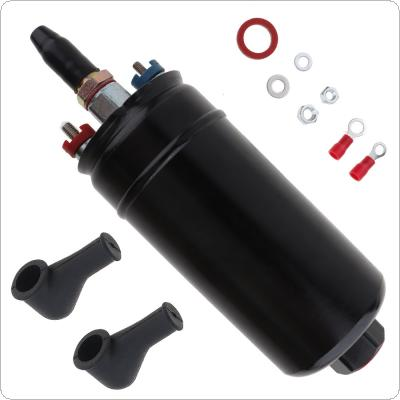Universal 0254044 12V 300LPH Auto High Flow Electric Fuel Pump with Filter Installation Tool for Racing Car / Sports Car / Modified Car