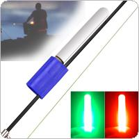 Night Fishing Electronic Light Stick 7.7cm 6.5g Waterproof Glowing Lamp Luminous Sticks for Sea Rock Lure Fishing Rod