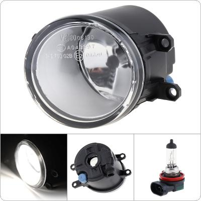 1pcs Fog Light Lamp Left Side with 6000K H11 Bulb Fit for Toyota Camry Yaris Lexus US