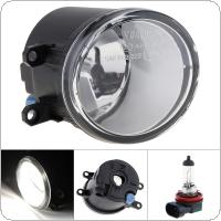 1pcs Fog Light Lamp Right Side with 6000K H11 Bulb Fit for Toyota Camry Yaris Lexus US