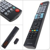 Replaced Remote Control Support 2 x AAA Batteries with Long Transmission Distance forAKB72914261 / AKB72914003 / AKB7291424A HDTV TV