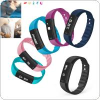 115HR Sports Waterproof Smart Wristband with Heart Rate Test and Call Reminder for IOS / Android