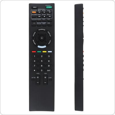 Replacement 433MHz IR TV Remote Control with Long Transmission for SONY RM-ED022 TV