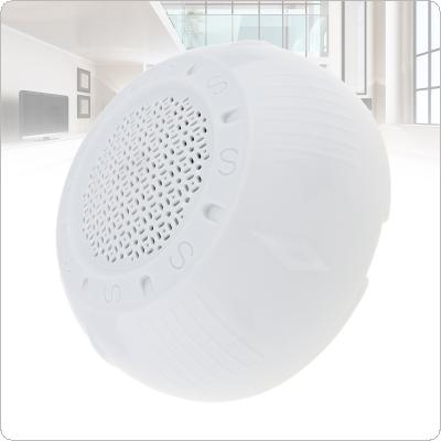 ATC-805 5Inch 6W Surface Mount Fashion Microphone Input USB MP3 Player Ceiling Speaker Public Broadcast Background Music Speaker for Home / Supermarket