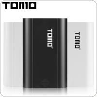 TOMO T3 USB Li-ion Intelligent Battery Charger Portable LCD Smart DIY Mobile Power Bank Case Fit for Apple / Android Input Interface for Smartphone