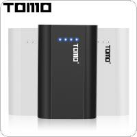 TOMO P3 USB Li-ion Intelligent Battery Charger Smart DIY Mobile Power Bank Case Support 3 x 18650 Batteries and Dual Outputs for Smartphone / Tablet