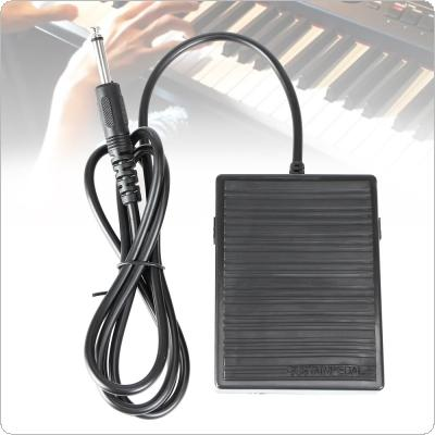 Professional TB200 Sustain Pedal Universal Foot Switch Damper Pedal