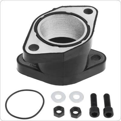 Intake Manifold Boot Joint Carburetor Fits  Large Displacement Air Inlet  for Yamaha  YFM350 Carburetor Interface
