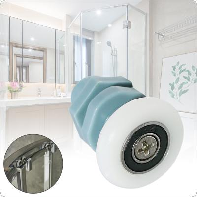 1pcs 27mm Shower Room Glass Sliding Door Roller Small Hanging Wheel for Bathroom