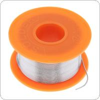 63/37 50g 1.0mm No-clean Rosin Core Solder Tin Wire Reel with 2% Flux and Low Melting Point for Electric Soldering Iron