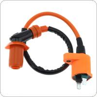 50CM UPGRADE IGNITION COIL for Scooter ATV Motorcycle / GY6 / 50CC / 125CC / 150CC