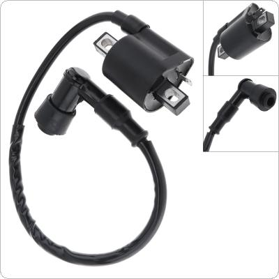 48CM Black Ignition Coil for YAMAHA / YFS200 / YFS200 / ATV / 2003 / 2006