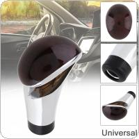 Universal  Metal  Car Refit Manual Transmission Gear Shift Handball Knob with Four Plastic Adapter / Special Wrench / Mounting Screws